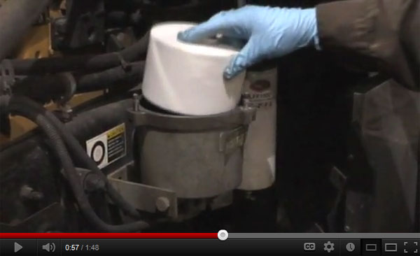 How to Change a Kleenoil Cartridge