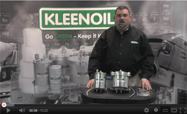 Kleenoil Bypass Filter Overview